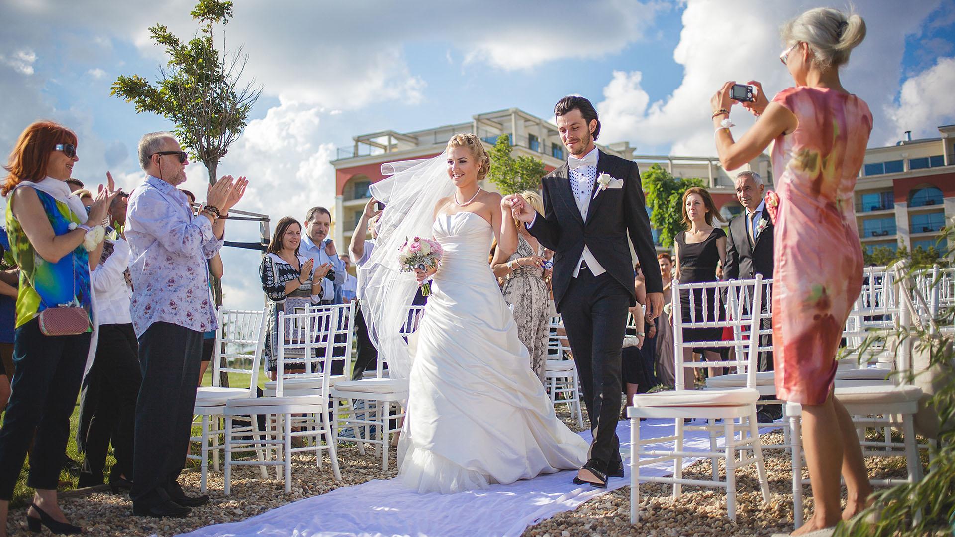 Изнесен сватбен ритуал