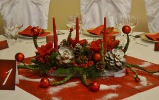 Тематична декорация на маса за гости